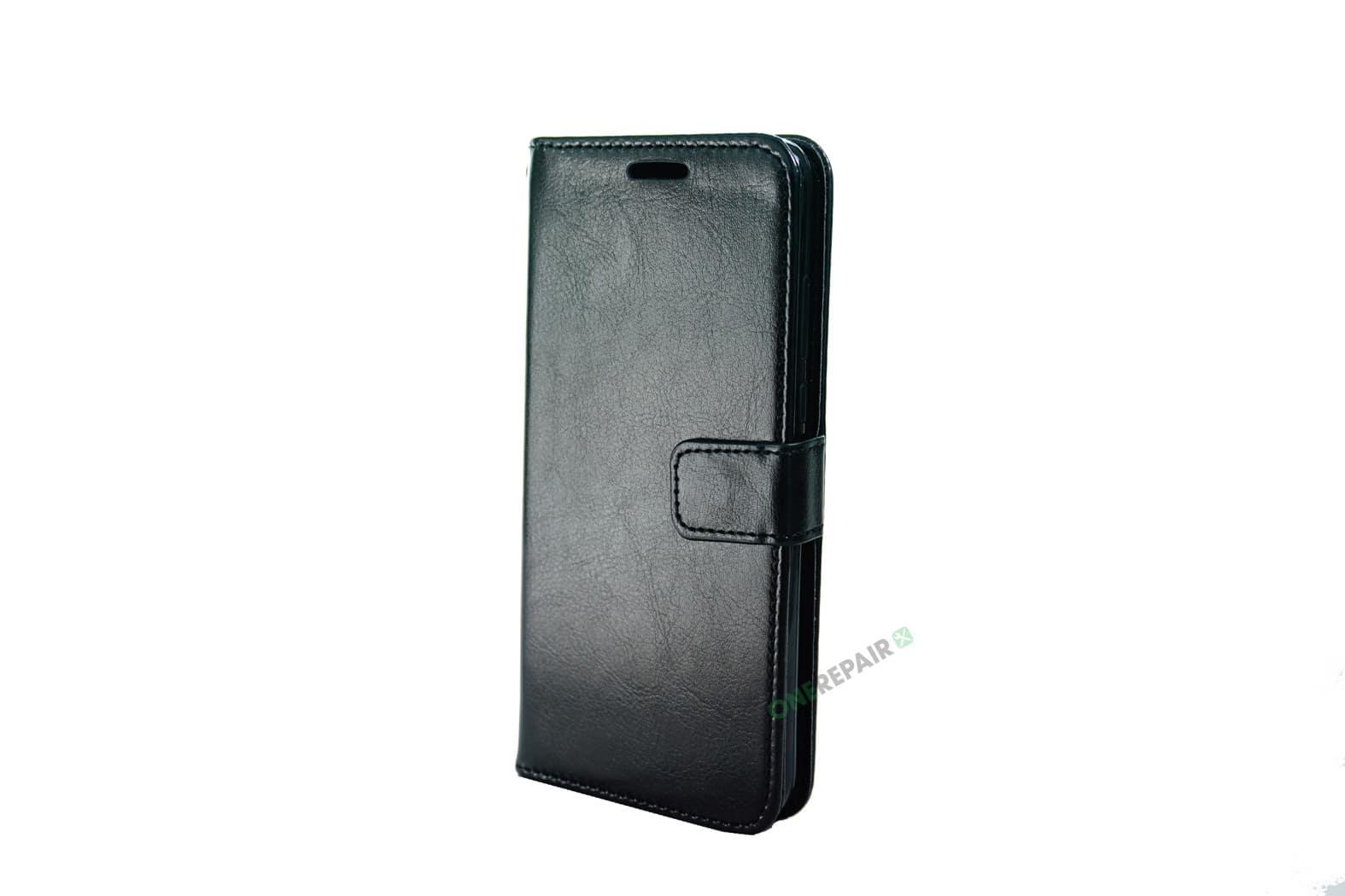 353571-001_Huawei_p30_Lite_Flipcover_Classic_cover_Plads_til_Kort_Sort_OneRepair_00002