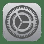iPhone batteri kapacitet i system