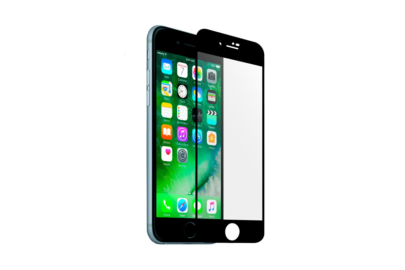 351270_iPhone_6_6S_Fullsize_Full_Size_3D_Beskyttelses_glas_Panser_Panzer_Tempered_Glass_Sort_OneRepair_00001.jpg