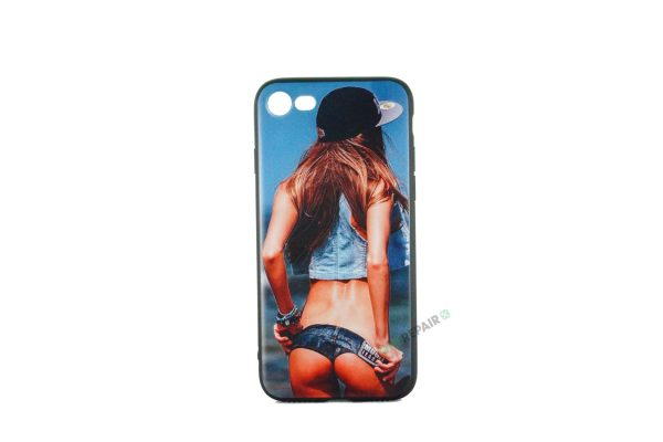 iPhone 7 Cover, iPhone 8 Cover, Model,