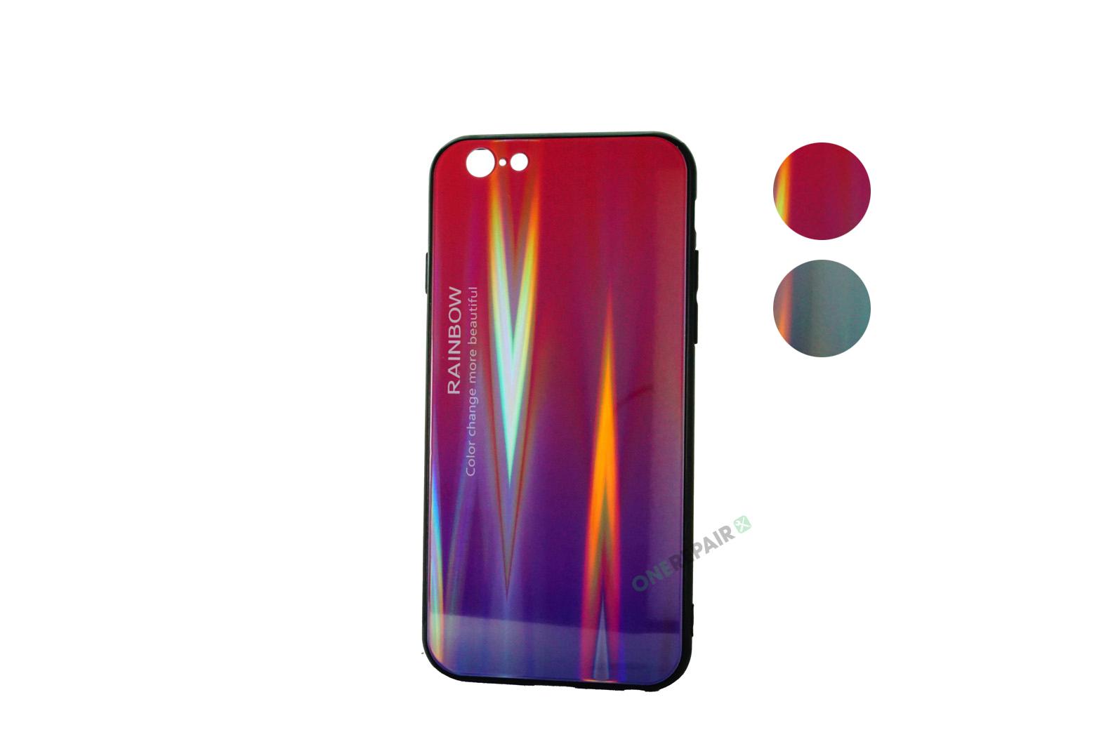 353614-001-002_iPhone_6_6S_Cover_Rainbow_Lilla_Graa_OneRepair_Varianter