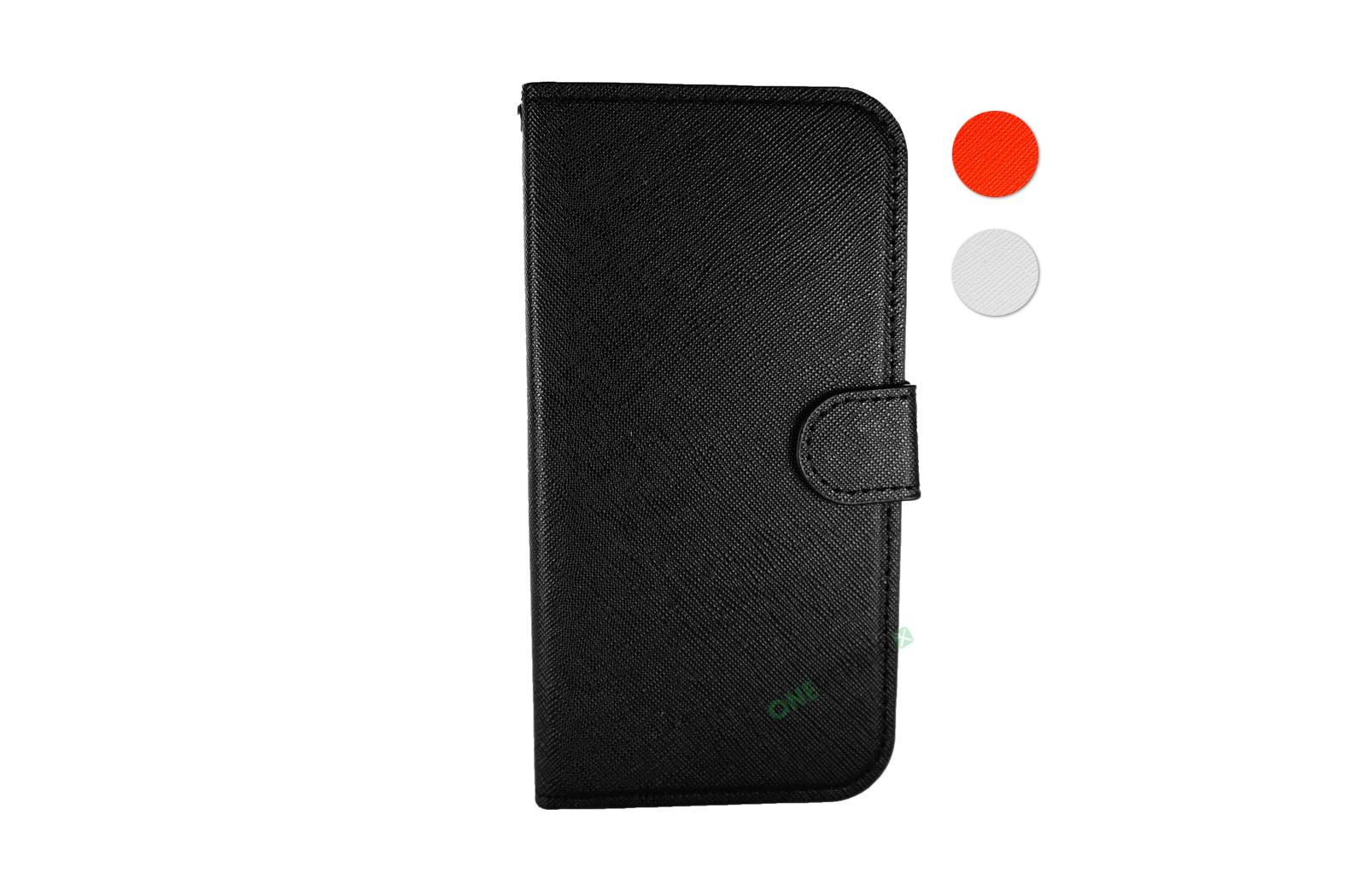 353703-001-2-3_iPhone_11_Flipcover_med_magnet_Plads_til_kort_Sort_Cover_OneRepair_00001
