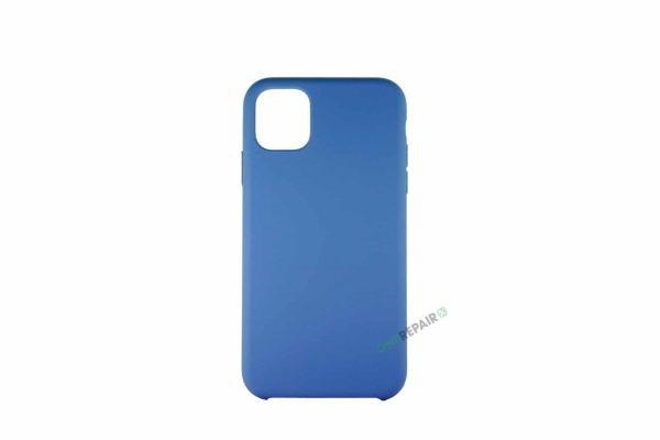 iPhone 11 Blå Silikone Cover