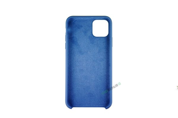 iPhone 11 Pro Max Blå Silikone cover