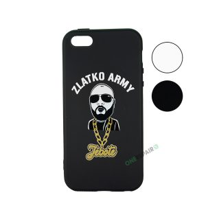 Zlatko Army cover til iPhone 5, 5S og SE