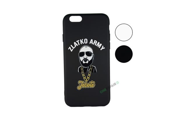 Zlatko Army cover til iPhone 6 og 6S