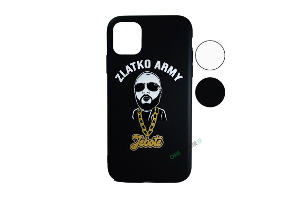 Zlatko Army cover til iPhone 11