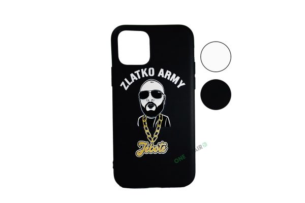 Zlatko Army cover til iPhone 11 Pro