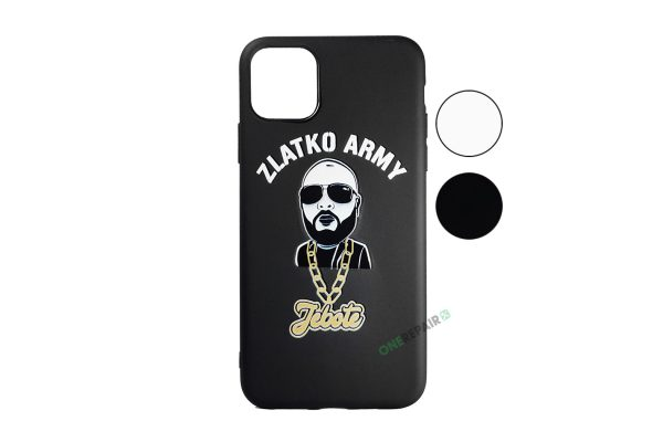 Zlatko Army cover til iPhone 11 Pro Max