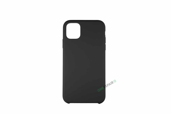 iPhone 11 Sort Silikone Cover