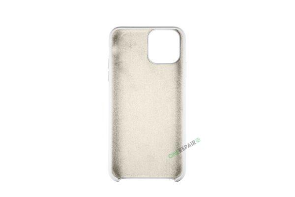 iPhone 11 pro Silikone cover hvid