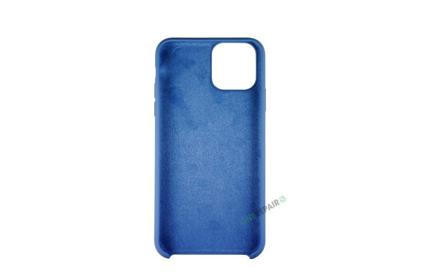iPhone 11 pro Silikone cover blå