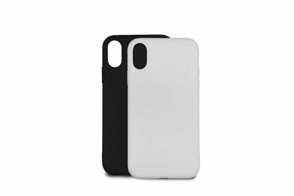 Slank tyndt iPhone Xr Gummi Covers