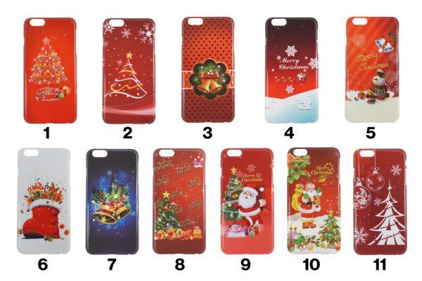 Alle 11 Varianter af julecovers til iPhone 6 Plus og 6S Plus