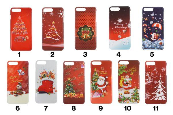 Alle 11 Varianter af julecovers til iPhone 7 Plus og 8 Plus