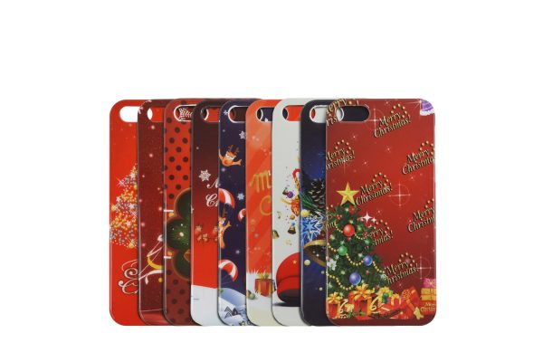 Jule covers til iPhone 5, 5S og SE - 99kr