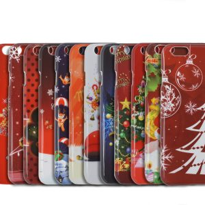 Stort udvalg af jule covers til iPhone 6 og 6S - 99kr