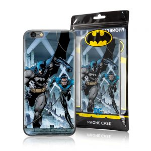 Batman rooftop cover til iPhone 6 og iPhone 6S