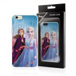 Elsa og Anna Cover fra Frozen til iPhone 6 og iPhone 6S