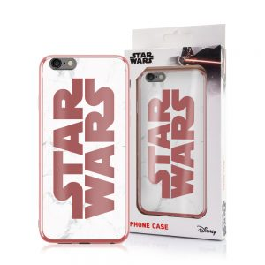 Star Wars Chrome Cover til iPhone
