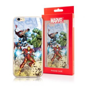 Marvels the avengers kamp cover til iPhone 6 og 6S