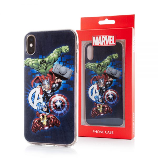 Marvels the avengers cover til iPhone X/XS
