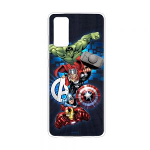Marvels the avengers cover til Samsung S20FE