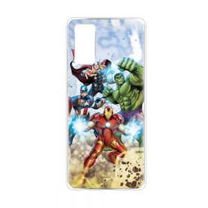 Marvels the avengers kamp cover til Samsung S20FE