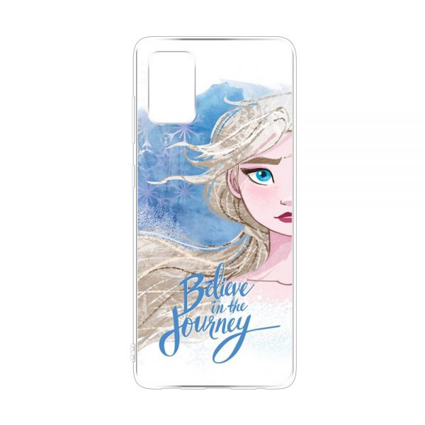 Elsa fra Frozen cover til Samsung A51