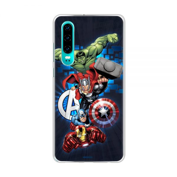 Huawei Cover med The Avengers