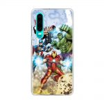 Avengers cover til huawei telefoner som P30 Lite, P40 Lite, P40 og P40 Pro