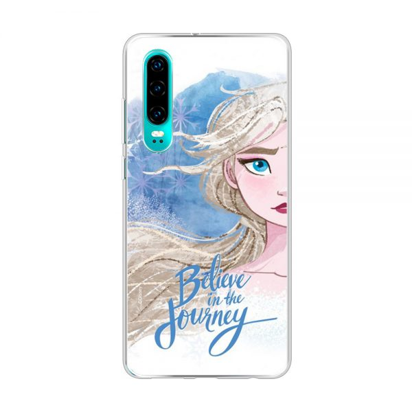 Elsa fra frozen cover til huawei telefoner