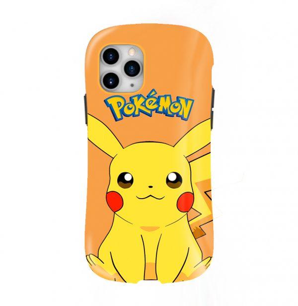 iPhone cover med Pikachu fra tv-serien Pokémon - 99kr
