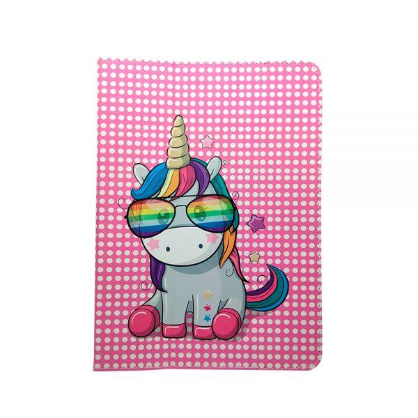 "Unicorn Tablet cover til tablets med en størrelse på 9"" til 10"""