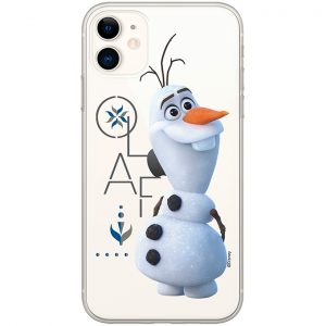 Olaf fra Frozen filmene cover til alle iPhone modeller 149kr - 2-3 dages levering